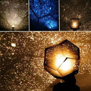 Lampe Ciel Lumière Nuit Projecteur Céleste étoile Romantique Planétarium Astro