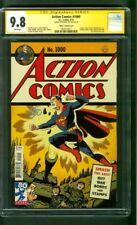 Superman Action Comics 1000 CGC 9.8 SS Michael Cho 1940's Variant