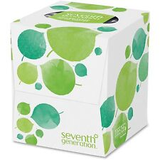 Seventh Generation 100% Recycled Facial Tissue 2-Ply 85/Box 36/Carton 13719CT