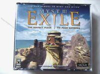 61900 - Myst III Exile - PC (2001) Windows XP