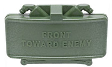 Ultimate Arms Gear Limited Edition Claymore Trailer Hitch Cover
