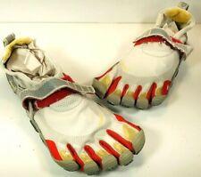 Vibram Mens Multicolored Bare Foot Five Fingers Toe Athletic Shoes Sz 9.5 EUR 42