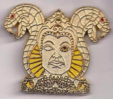 Disney Pin 55226 DLR MPFOD Mara Temple of the Forbidden Eye Indiana Jones LE *