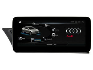 """Navi Player for Audi A4 A5 2009-2016 10.25"""" Android 10 4+64gb Car Gps Radio"""
