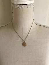 necklace chain pendant boho rockabilly quirky statement