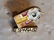 ANT-1969- PIN BADGE MUNDIAL ESPAÑA 1982