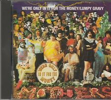 Frank Zappa & The Mothers  - We're only in it for the Money/ Lumpy Gravy, CD