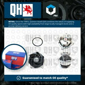 Water Pump fits FORD FOCUS 2.0 98 to 04 Coolant QH 1053879 1058743 1094596 New