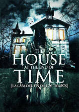 HOUSE AT THE END OF TIME 2014 Unrated Spanish Horror dvd ALEJANDRO HIDALGO