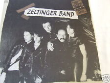 ZELTINGER BAND Roxy and Bunker rare live lp