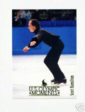 1996 UD OLYMPIC CHAMPIONS SCOTT HAMILTOM SKATING #74  ~ MULTIPLES AVAILABLE