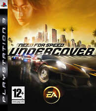Need FOR SPEED UNDERCOVER ps3 GAME USED GIOCO