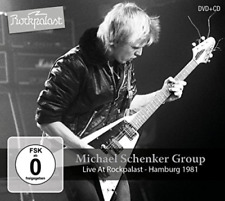 Michael Schenker Group-Live At Rockpalast -Cd+Dvd-  CD NEW