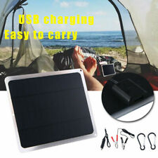 Car Boat Yacht Waterproof Solar Panel Trickle Battery Charger Power Supply