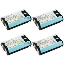 4 Cordless Home Phone Battery for Panasonic HHR-P104 HHR-P104A NEW 1,600+SOLD