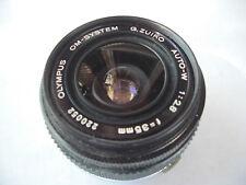 Olympus OM-System G. Zuiko Auto-W 1:2.8 f=35mm Lens