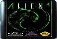 Alien 3 (1993) 16 Bit Game Card For Sega Genesis / Mega Drive System