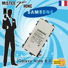 GENUINE BATTERY SAMSUNG GT-N5110 N5105 N5110 GALAXY NOTE 8.0 SP3770E1H 4600mAh