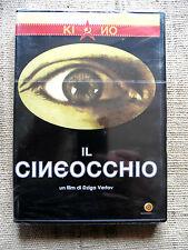 Il cineocchio - regia di Dziga Vertov -  film DVD sigillato