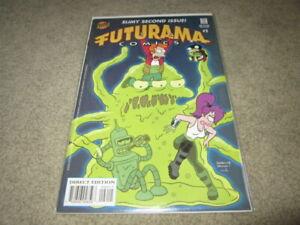 Futurama comics YOU CHOOSE Bongo up to $9 flat rate shipping