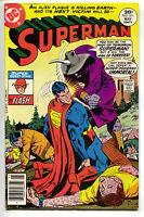 Superman 311 1st Series DC 1976 VF Flash Curt Swan