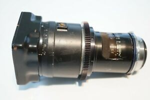 Anamorphic lens NAC4-1 75mm / 2 (T-2.5), LOOMP with PL mount.