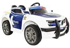 12 x Polizeiauto mit Rückzugsantrieb 4 Farben Mitgebsel Kindergeburtstag