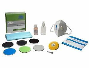 GP23005 Windshield and Car Glass Scratch Removal Kit, Scratch Repair xNet System