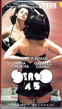 SENSO '45 (2002) - VHS Eagle BRASS GALIENA GARKO