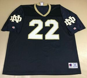 Notre Dame Fighting Irish football College-NCAA Champion Jersey Size48