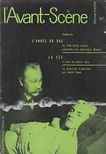 C1 Jose Andre LACOUR - L ANNEE DU BAC Avant Scene Theatre 1958 ILLUSTRE Epuise