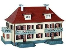 * Kibri scala N 37186  Palazzina a due piani con balconi nuova OVP