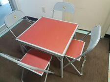 Vintage Childrens Table And Chairs Ebay