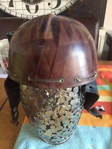 Early WW2 British Paratroopers Helmet Inner Liner