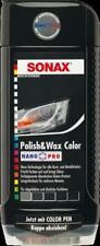 SONAX Polish & Wax Color NanoPro 500ml - Schwarz (02961000)