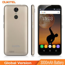 Oukitel C8 5.5'' 3000mAh HD Android 7.0 Quad Core 16+2GB Fingerprint Smartphone