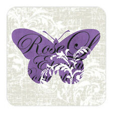 Cork Coasters Butterfly - Set of 4 coasters