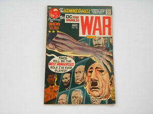 Star Spangled War Stories #156,  (DC), 5.5 FN-