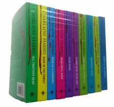 True Blood Sookie Stackhouse 10 Books Collection  1- 10 Charlaine Harris [NEW]