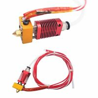 Extruder Heater Hot End Kit 0.4mm Nozzle for Creality Ender 3 / 3 Pro 3D Printer