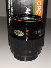 CPC 28-70mm/3.5-4.5 AF Zoom Lens for Minolta Maxxum (BRAND NEW!)