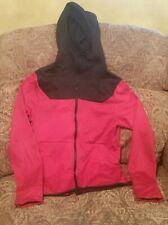 C9 CHAMPION Zip Up Windbreaker Duo Dry Jacket  Men's Size Small S red black