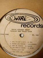 Rock Steady Beat - Jamaica's New Dance Craze - Vinyl LP