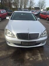 MERCEDES S CLASS W221 S320CDI S350CDI WINGS BONNET LIGHTS ABS PUMP BREAKING