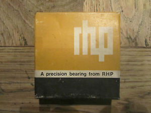 RHP PRECISION BEARING 6206JC DES 1 NEW & BOXED
