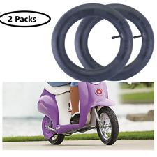 """Two 12.5X2.25 Inner Tube for 12"""" Wheel Scooters/ e-Bike/ Mini Crosser/ Dirt Bike"""