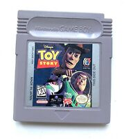 Disney's Toy Story ORIGINAL NINTENDO GAMEBOY GAME Tested + Working & Authentic!