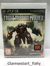 FRONT MISSION EVOLVED - SONY PS3 - GIOCO NUOVO SIGILLATO PAL VERSION - NEW
