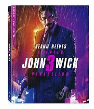 John Wick: Chapter 3 – Parabellum [Blu-ray], Very Good DVD, Keanu Reeves, Chad S