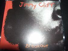 Jimmy Cliff Breakout / Break Out Australian CD Single – Like New